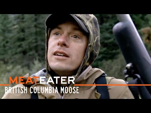Bull By Boat: British Columbia Moose | S4E03 | MeatEater