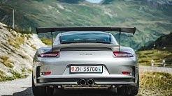 PORSCHE 991 GT3 RS | SAN BERNARDINO PASS DRIVE