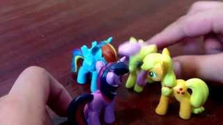 100 subscriber special - My Little Pony New House Part 1 - And Cream Cupcakes show FACE Thumbnail