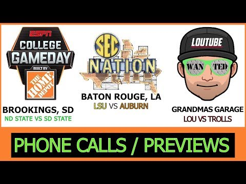live---college-gameday,-sec-nation-|-lsu-vs-auburn,-sd-state-vs-nd-state
