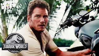 Jurassic World | Claire asks Owen for help | Bryce Dallas Howard, Chris Pratt