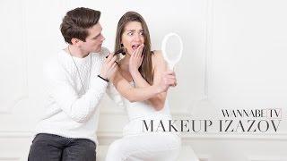 Makeup izazov: Kad moj dečko uzme šminku u ruke, Aleksandar i Jelena