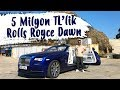 Doğan Kabak   5 Milyon TL'lik Rolls Royce Dawn