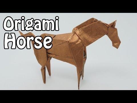 Origami Aggie (Horse) (Jason Lin)