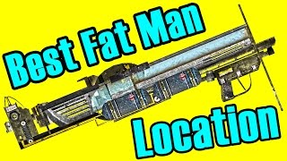Fallout New Vegas: The Best Unique Fat Man Location Esther