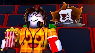 WATCH the GHOST CINEMA 3D-Roblox Indonesia Cinema Horror Story
