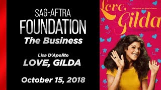 The Business: Q&A with Lisa D�Apolito of LOVE, GILDA