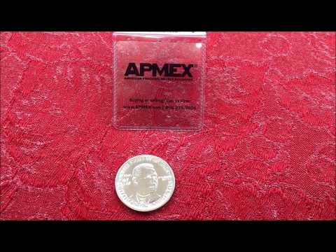 LAST CHANCE TO ENTER FOR FREE SILVER APMEX COMMEMORATIVE HALF DOLLAR GIVEAWAY