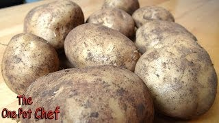 Quick Tips: Roast Potato Tips | One Pot Chef
