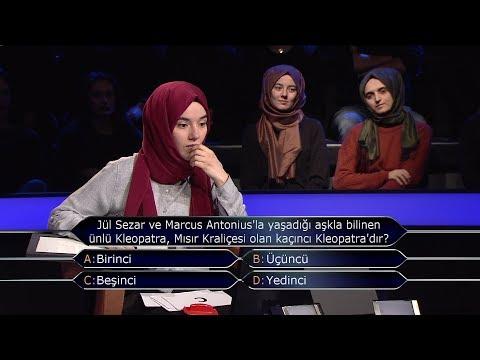 Ümmü Gülsün, 250.000 TL Değerindeki Soruya Ulaşıyor! - Kim Milyoner Olmak İster? | 857. Bölüm