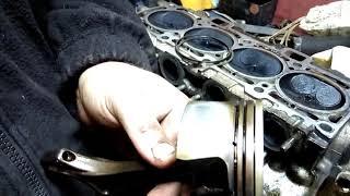 Капитальный ремонт двигателя 21126''Приора''(Ч 2)