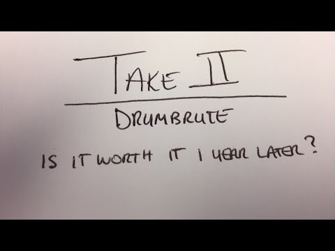 Drumbrute: Is it Worth It 1 Year Later?