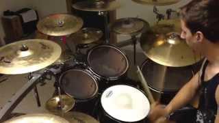 i declare war quiet drum cover