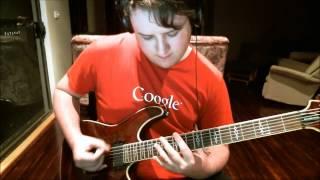 scarlet - periphery guitar cover
