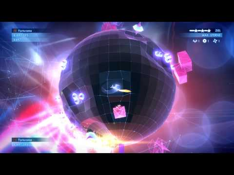Geometry Wars 3: Dimensions Evolved - Adventure Mode - Level 8 |