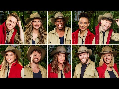 Meet Your 2019 Celebrity Campmates! | I'm A Celebrity... Get Me Out Of Here!