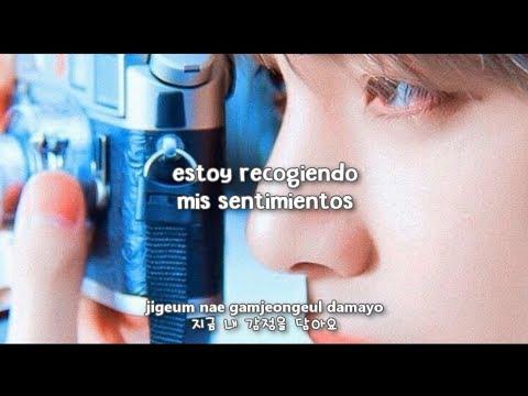 V (BTS) - SCENERY (풍경) [Sub Español + Hangul + Rom] HD
