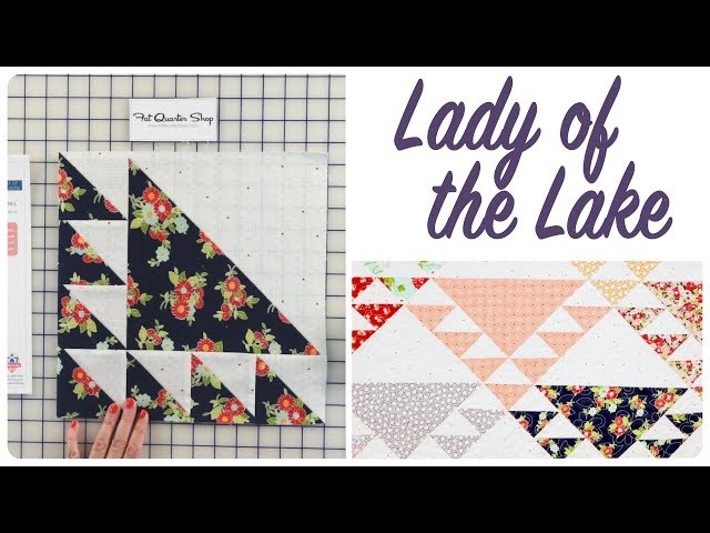 Classic and Vintage - Lady of the Lake (FREE PATTERN)