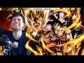 NON MI SONO REGOLATO!!! SUMMON SELVAGGE SU GOKU SSJ LEGENDS LIMITED!! | DRAGON BALL LEGENDS ITA