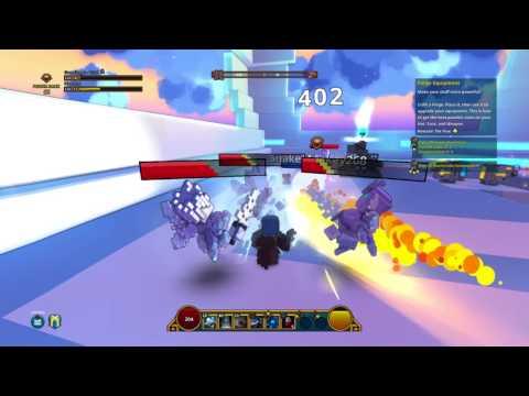 WIE ZIJN DE BESTE IN TROVE!? |TROVE - Dungeon's Verslaan #1