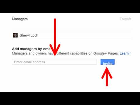 How To Add Admin on Google Plus Business Pages