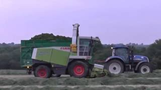 Silage 2016 Dave Quirke Plant & Agri Hire