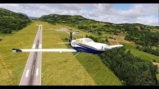 (P3D) MOONEY AROUND THE WORLD - PART9 - LEGS 17 & 18 - ROBLOX DURING CRUISE