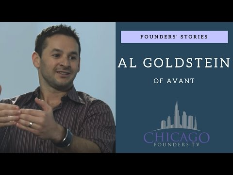 Founders' Stories: Avant's Al Goldstein
