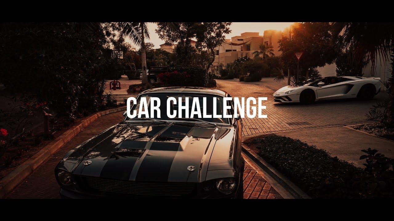 Prinz Marcus - Car Challenge Royal: Lamborghini Aventador vs Eleanor