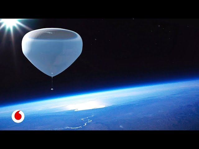 Así son los globos con los que haremos turismo espacial