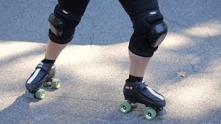 How To Stop Smoothly | Roller-skate