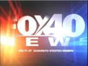 KTXL FOX 40 2008 News Open