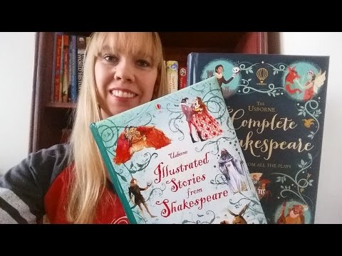 Shakespeare,  Usborne Books - Complete Shakespeare,  Illustrated Stories from Shakespeare