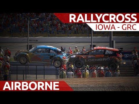 Rallycross - close racing!