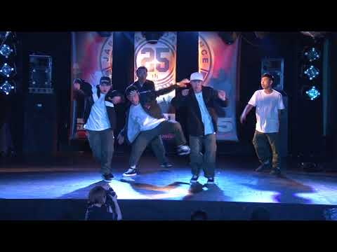 """S.S.B""_2018.5.20_JAPAN DANCE DELIGHT VOL.25 広島大会"
