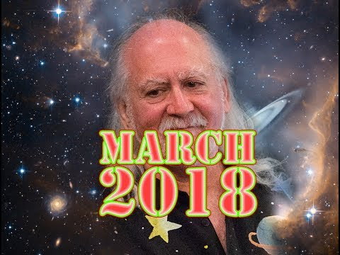 Rick Levine Astrology Forecast for March 2018