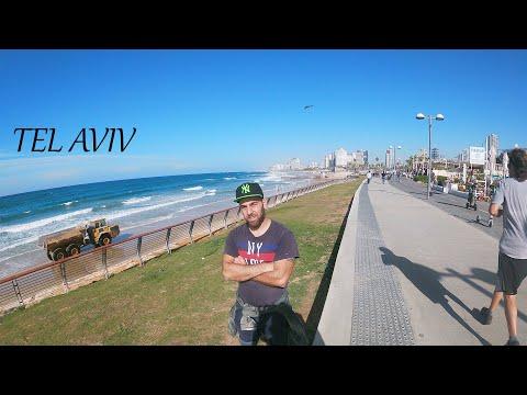 TEL AVIV-LA MIAMI D'ISRAELE