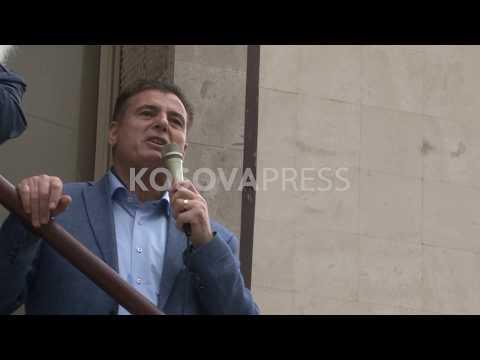 Protestë kundër vrasjeve e dhunës në Mitrovicë