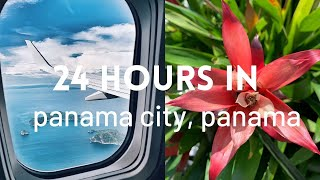 24 Hours in Panama City, Panama with my Friends!