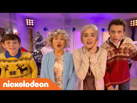 Ho Ho Holiday Special | 'Rockin Around the Christmas Tree' Karaoke Version | Nick