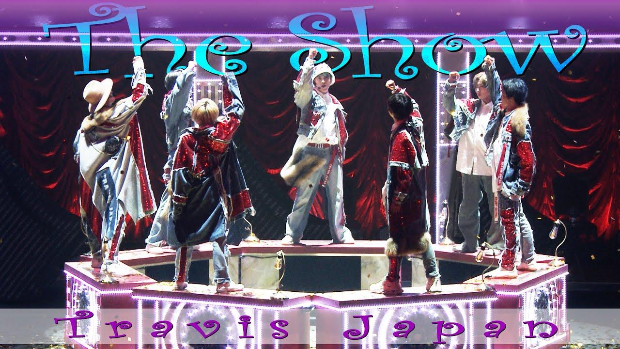 Download Travis Japan「The Show」 IMAGE NATION ~全国ツアーしちゃってもいいですかっ!?〜より