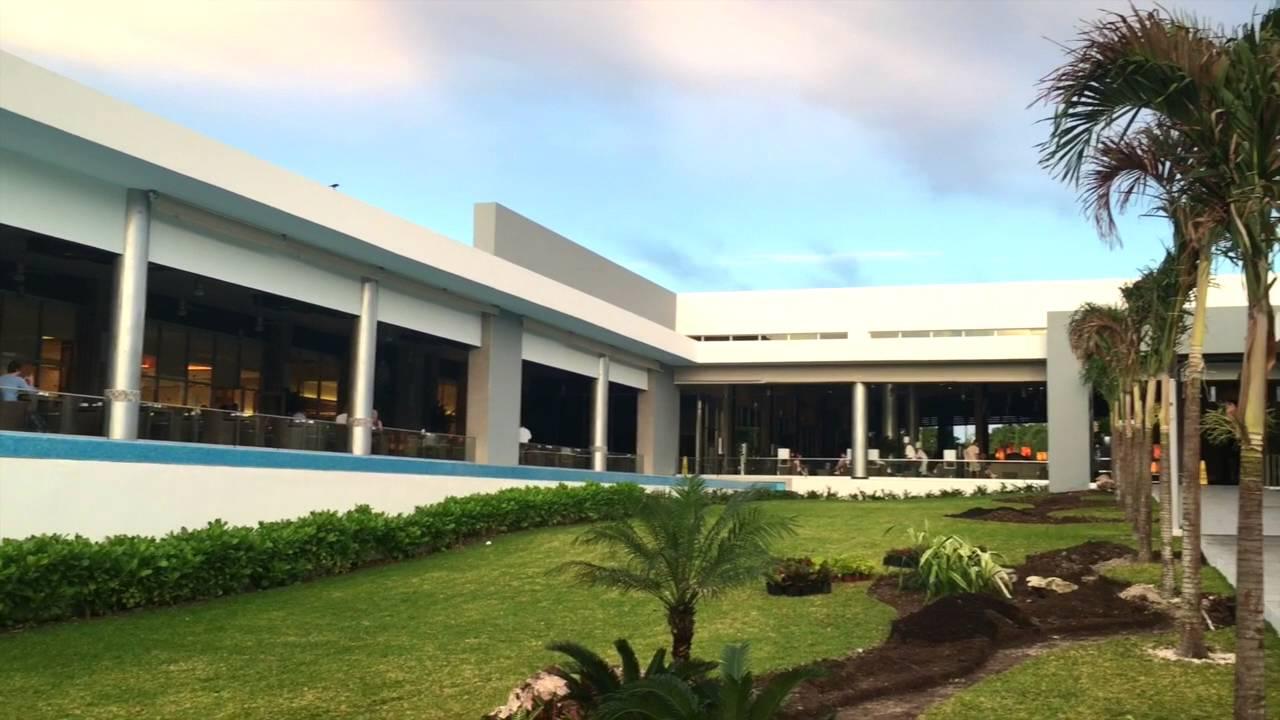 Riu Playacar Renovations : Riu playacar resort walk through post renovation youtube