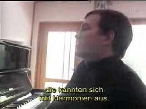 Brad Mehldau Documentary,Part 3, Interview, Piano Lesson