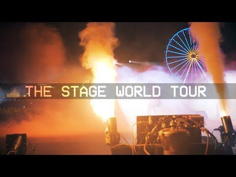 """The Stage World Tour"" - 2018 European Festivals Recap"