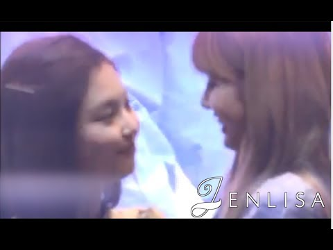 Jenlisa Moments - Falling All in You [BLACKPINK Jennie x Lisa]