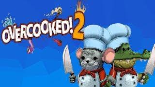 Overcooked 2 z Yanginoku #4 - Tam jest drugi Krokodyl