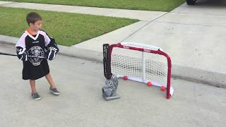 Franklin Sports NHL One Timer Hockey Passer Review
