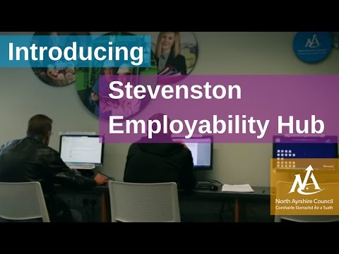 Introducing Stevenston Employability Hub
