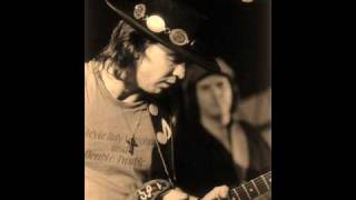 Stevie Ray Vaughan Lost your good thing now