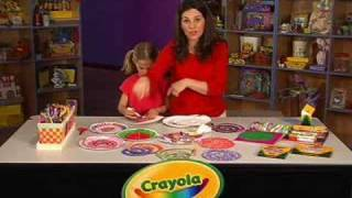 Crayola Summer Breeze Spinners